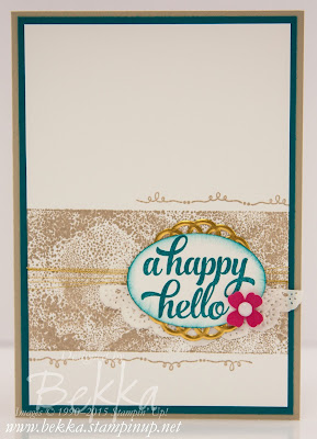 Happy Hello Super Stars! Card Sent to New Team Members