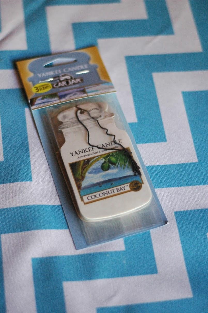 Yankee Candle - Sun&Sand (car jar varienty pack)