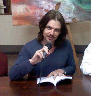Daniel Paredes, Coordinador de taller Tierra de Trampas