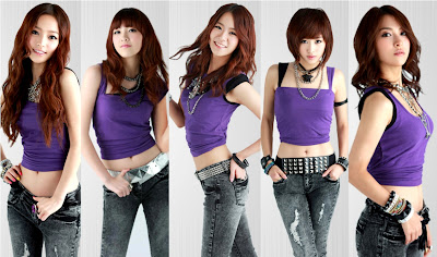 Kara-Download Hd Wallpapers-Purple-Korea-Japan