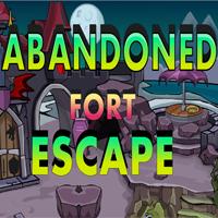 Juegos de escape Abandoned Fort Escape