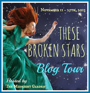 These Broken Stars Tour Kickoff + giveaway: World-building for the Future