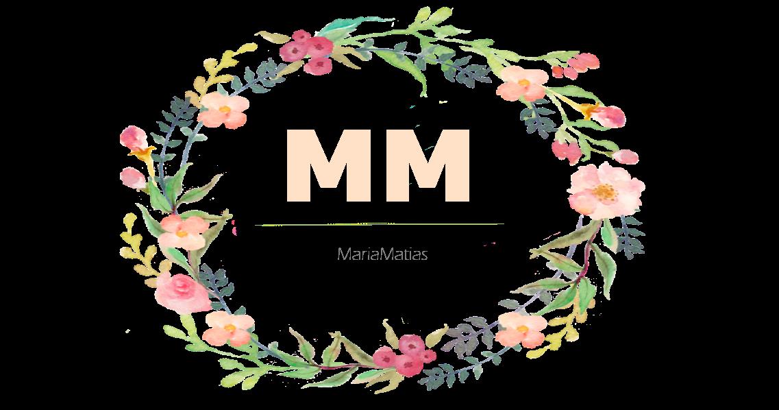 Blog MariaMatias