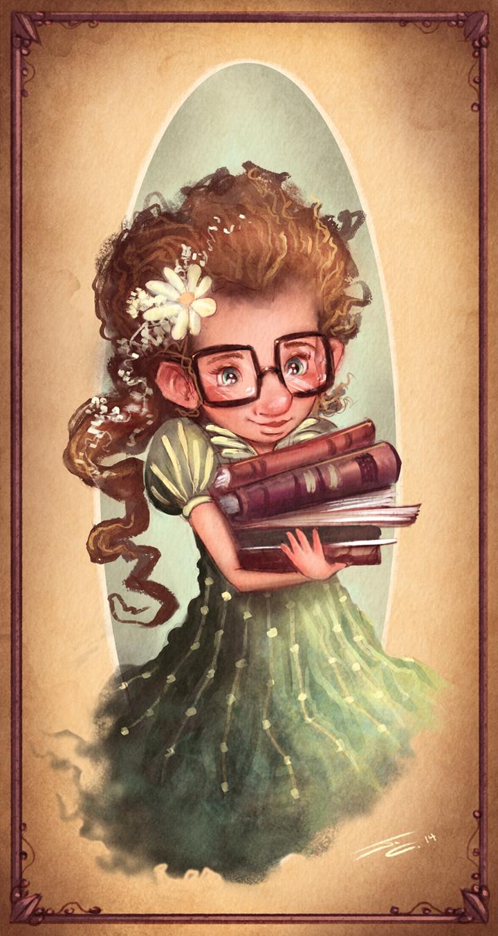 Children's book Illustration by Joseph Cowman