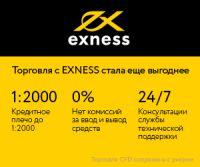 форекс без комиссий плечо 1:2000