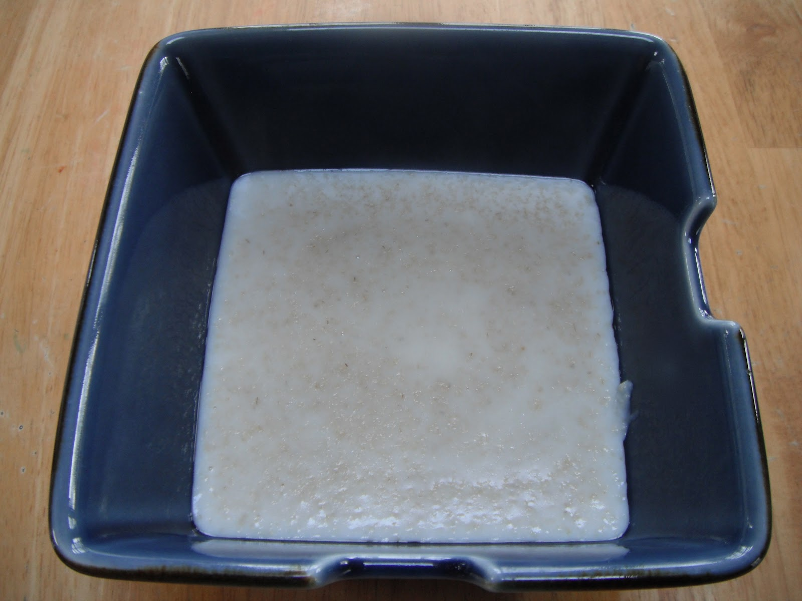 how to make oat bran porridge