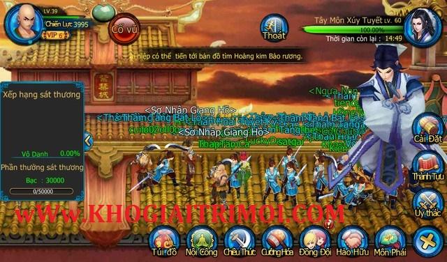 Tải game Thiên Long Truyền Kỳ phiên bản mới nhất miễn phí cho điện thoại android và iphone
