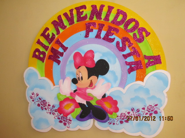 Minnie Mouse Decoracion De Fiesta