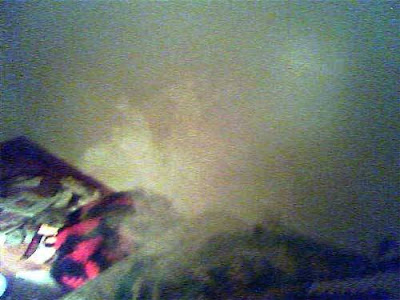 Real Ghost Photo: Apartment Ghosts