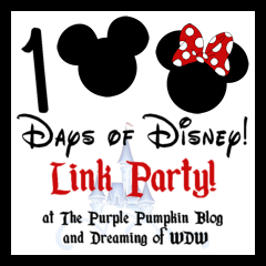 Join in with the #100DaysOfDisney Link Party!