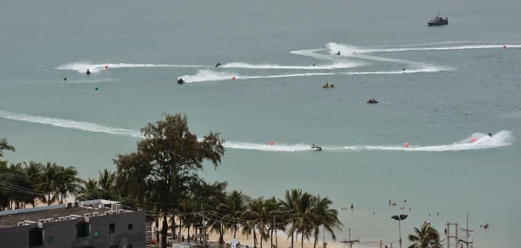 Asian Games Phuket Jet ski