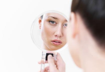 mirror skin