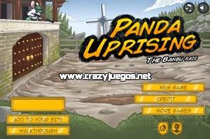 Jugar Panda Uprising