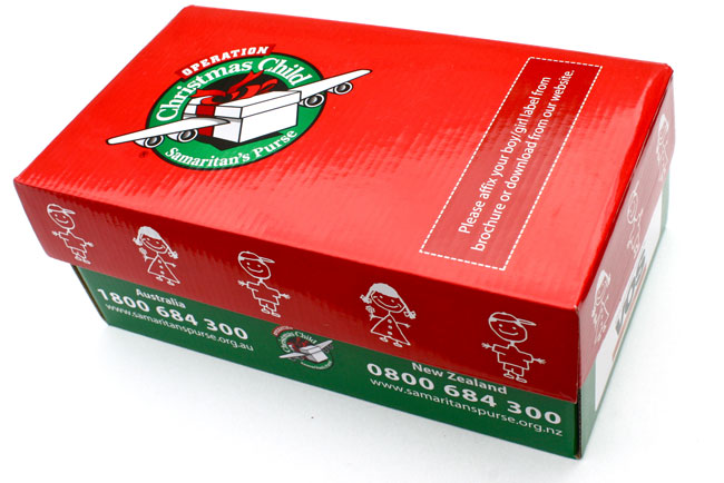 Free Shoe Boxes For Operation Christmas Child