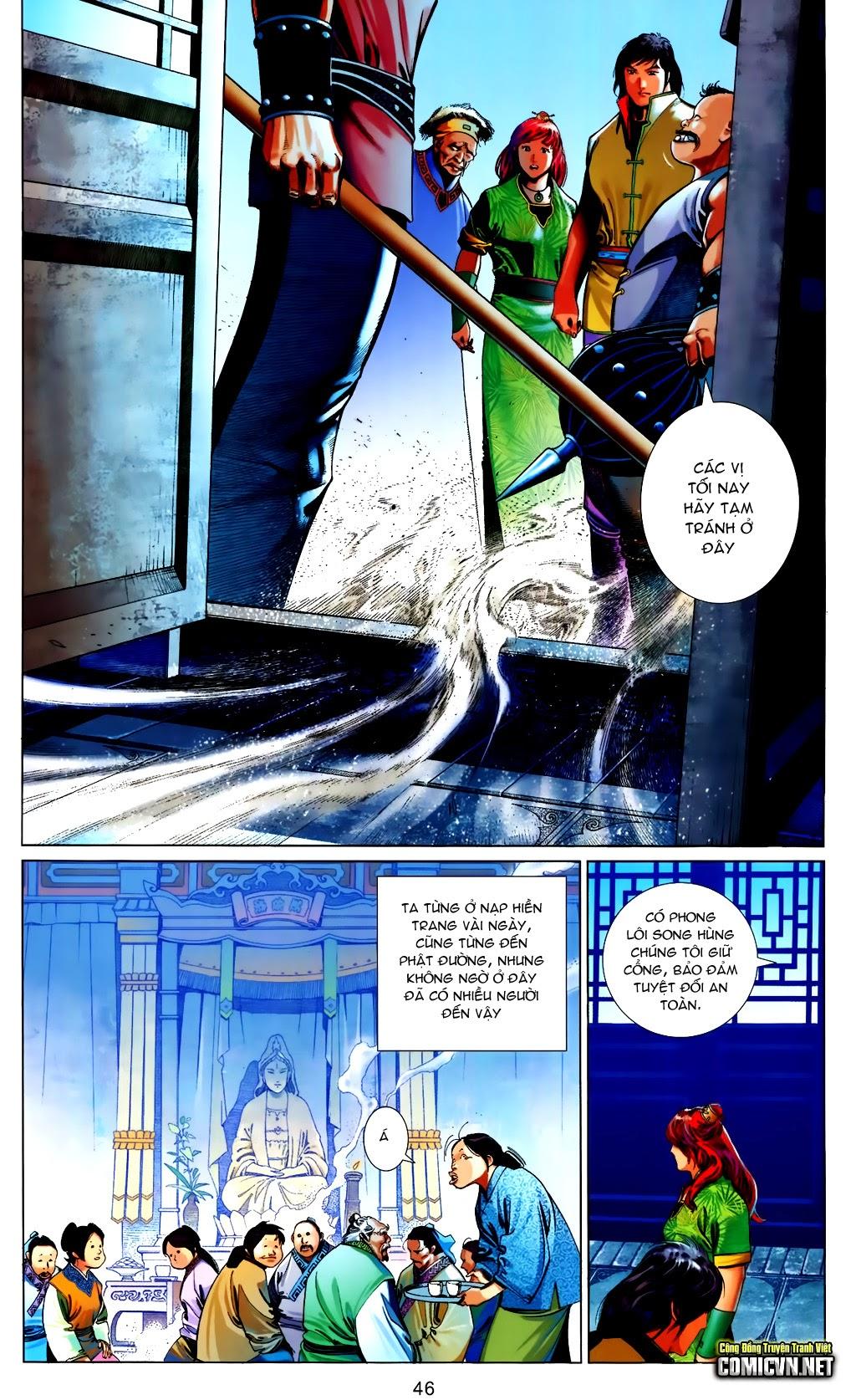 Phong Vân Chap 663 - Trang 46