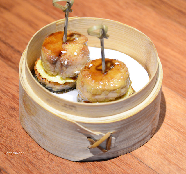 Bonded Unagi & Foie Gras - RM29