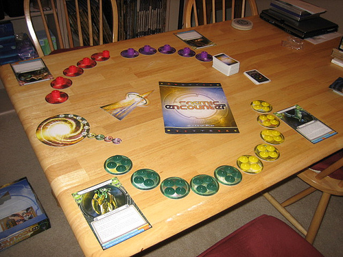 how to play cosmic encounter