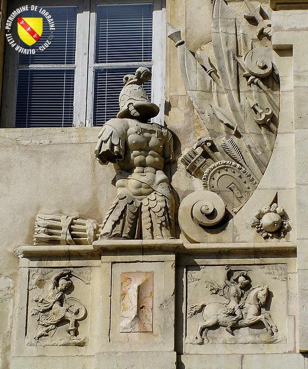 NANCY (54) - Porte de la Citadelle (1598)