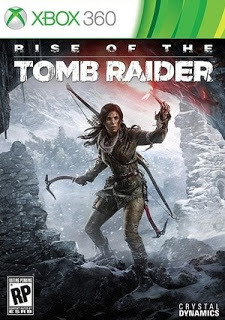 Rise of The Tomb Raider XBOX 360 2015 Torrent DUBLADO PT-BR