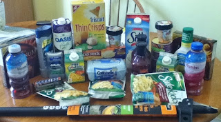 Extreme Couponing in Canada - $65.06 in Savings