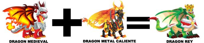 como sacar al dragon rey en dragon city