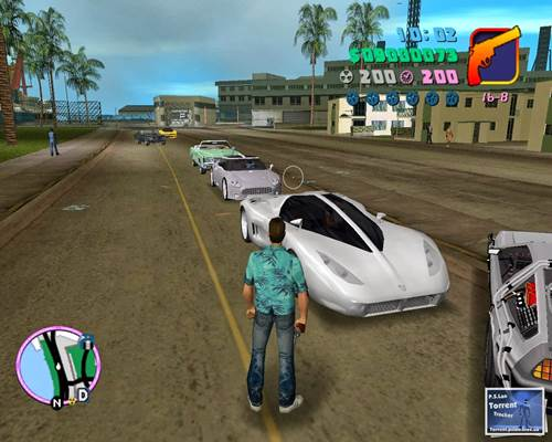 gta vice city deluxe game software free