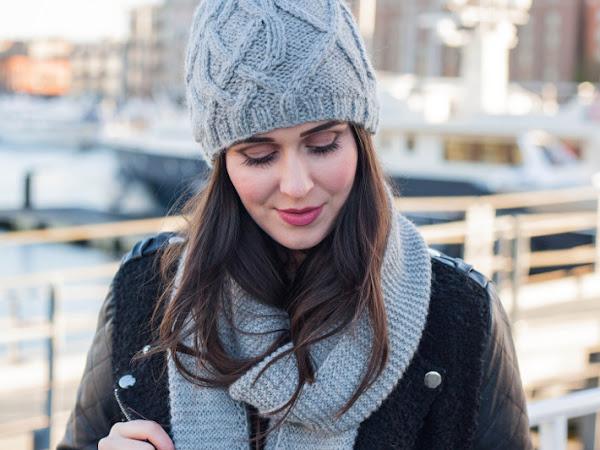 Giveaway: EllePaca fairtrade alpaca knit hat