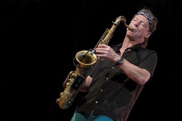 Bill Evans - Jazz en la Costa - Parque El Majuelo (Almuñécar) - 20/7/2011