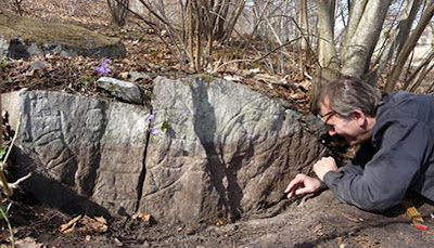'Missing' rune stone turns up near Stockholm