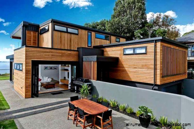 desain rumah kayu minimalis design rumah minimalis