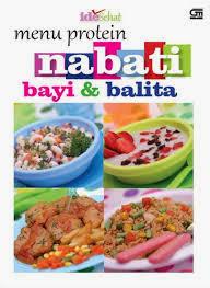 Buku Menu Protein Nabati Bayi & Balita by Ide Sehat