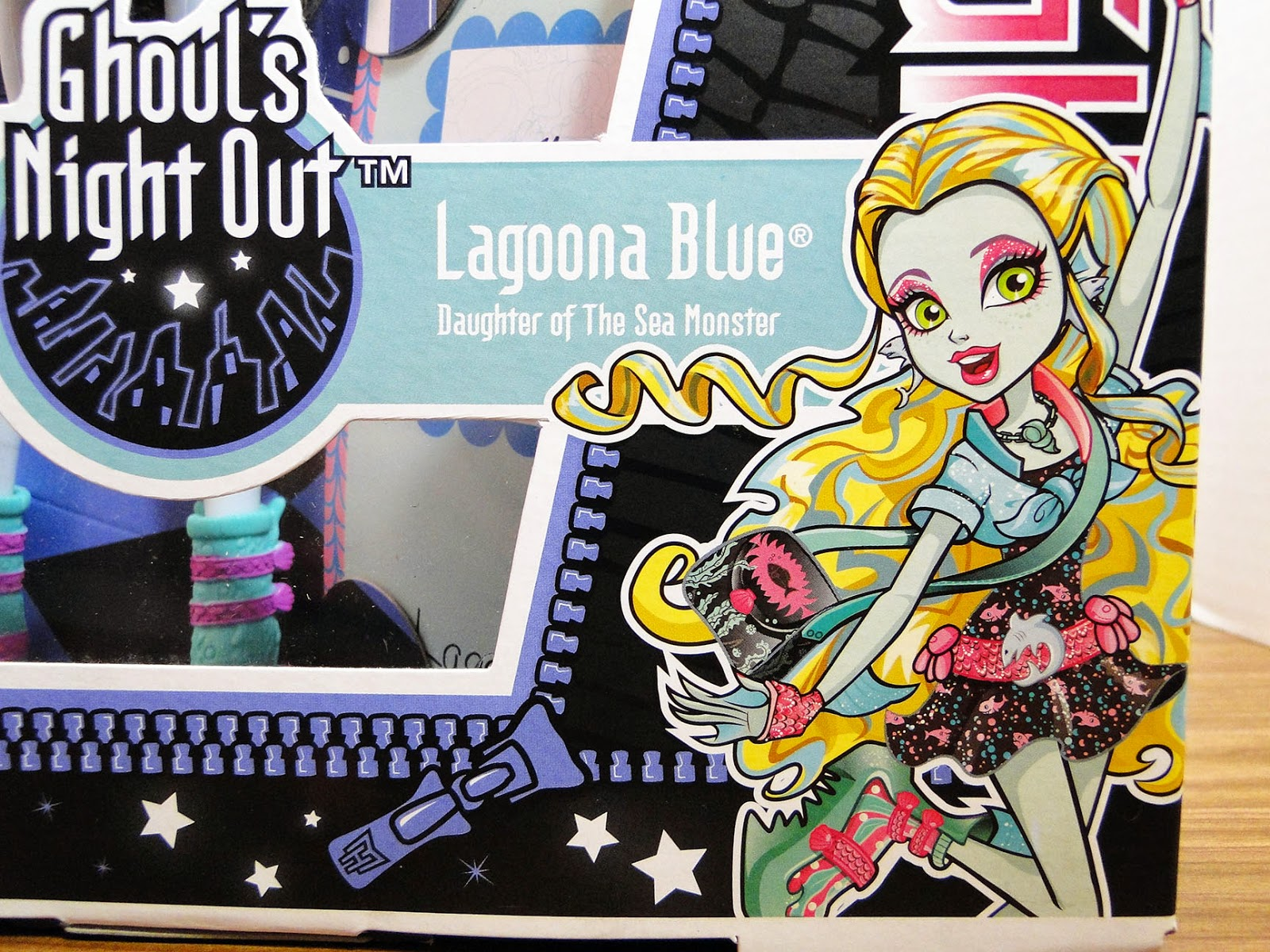 Ghouls Night Out Lagoona Blue Daughter Of The Sea Monster