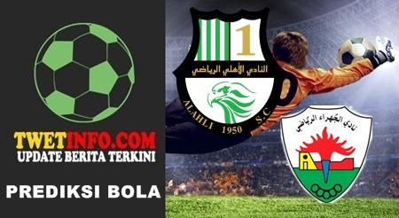 Prediksi Al Ahli vs Al Jahra, GCC Champions 15-09-2015