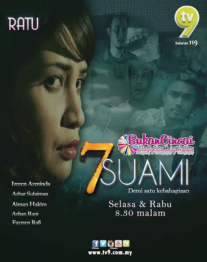 Sinopsis Drama 7 Suami - Slot Ratu