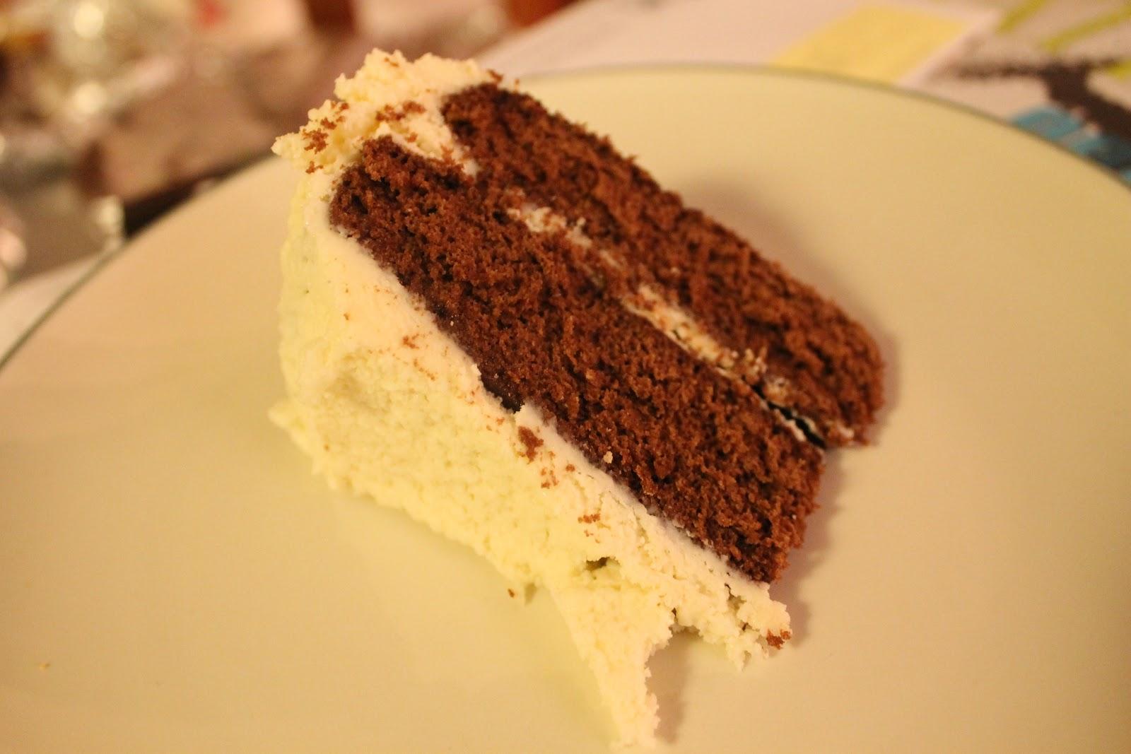 Cooking through Disney: Dark Chocolate Cake