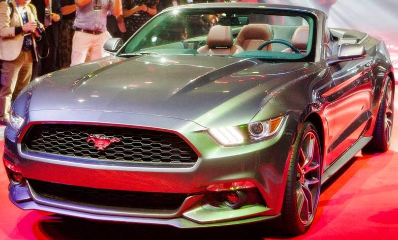 2015 Ford Mustang Convertible Release Date Canada