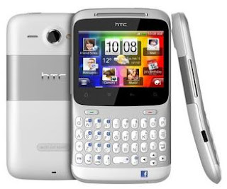 HTC ChaCha Touchscreen QWERTY Android Phone