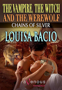 Now Available: The Vampire, The Witch & The Werewolf 2: Chains of Silver