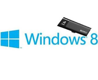 cara membuat bootable windows 8 dengan flashdisk