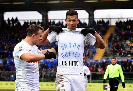 Inter Mengamuk, Hajar Atalanta 4-1