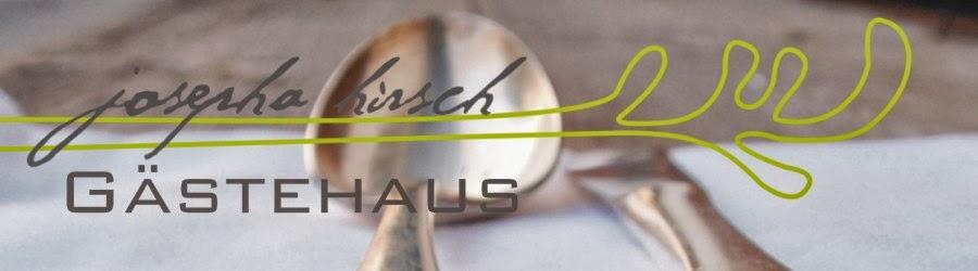 Josepha Hirsch Gästehaus  -  Aschach/Donau