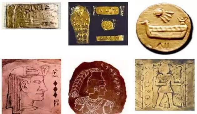 Μυστήριο στο Ιλινόις με Αρχαία Ελληνικά και Αιγυπτιακά αντικείμενα