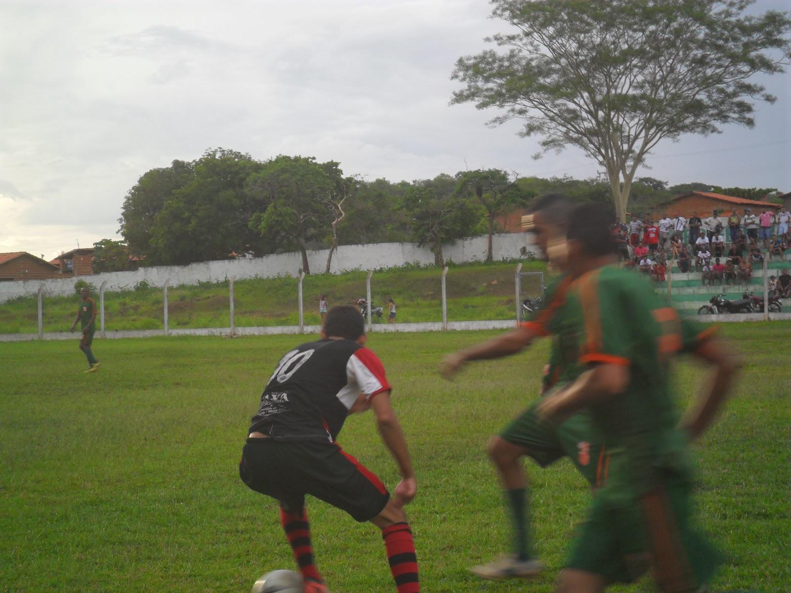Flamengo e Pé do Morro pela 1ª Rodada Copa Cidade