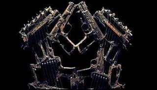 alat-muzik-senjata-api