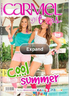 Catalogo Carmel Teens C-4 2013