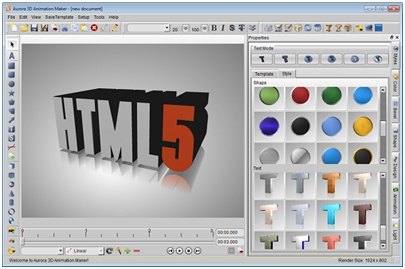 Animation Video Maker Software Free Download Full Version