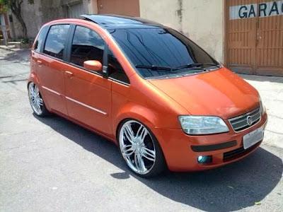 """Fiat Idea Aro 20"""""""