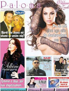 Revista PALOMA, 15 Qershor 2013