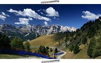 Via Ferrata - I Magnifici Quattro, Val di Fassa, Taliansko, obtiažnosť E