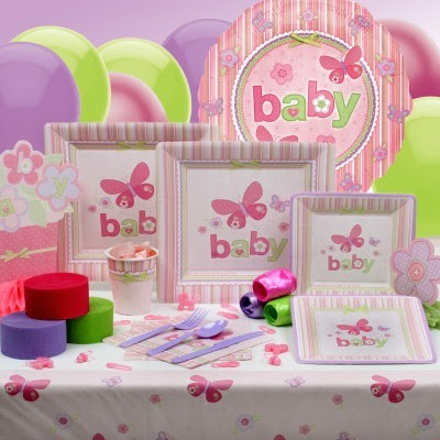 Decorar un Baby Shower